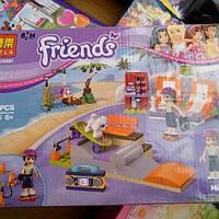 Детский конструктор для девочек Френдс 10491