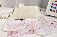 Женский кошелек клатч сумка вечерняя сумочка