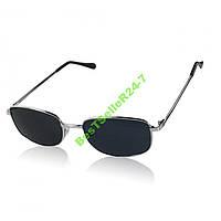 Солнцезащитные очки металл оправа поляризация