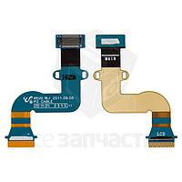Шлейф для планшетов Samsung P3100 Galaxy Tab2 , P3110 Galaxy Tab2 , оригинал, дисплея, с компонентами