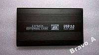 Внешний SATA Карман жесткого диска 2.5 !USB-3.0 !