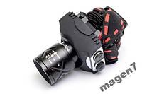Налобный фонарик Police  BL-6631 полная распродажа