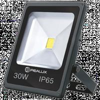 Светодиодный прожектор REALUX 30Вт 30W холодный