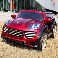 Детский электромобиль Porsche Cayenne M 2735 EBLRS-3