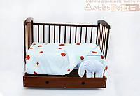 Homefort - Украина Постельное белье детское Homefort Голубое бязь голд
