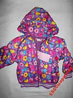 Курточка на девочку деми 92р