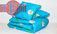 ТЕП - Украина Одеяло + 2 подушки ТЕП «КОЛОРИТ» синтепон (комплект)