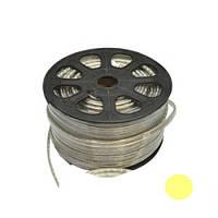 Светодиодная LED лента SMD 3014-120 теплая IP67 220В