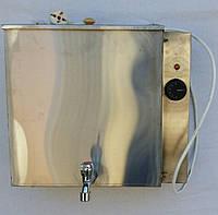 Рукомойник с подогревом из нержавеющей стали0.8мм. 20л