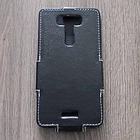 Чехол-флип для Asus ZenFone 2 Laser ZE601KL Чёрный Sirius