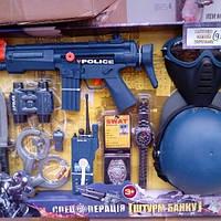 Детский полицейский набор 33520