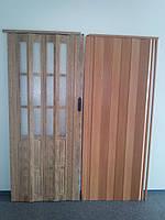 Дверь межкомнатная раздвижная гармошка