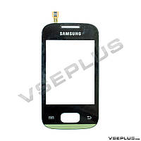 Тачскрин (сенсор) Samsung S5300 Galaxy Pocket / S5302 Galaxy Pocket Duos, черный
