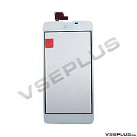 Тачскрин (сенсор) LG P875 Optimus F5, белый