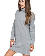 Вязаная туника-платье | 1040 br