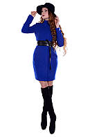 Яркое женское осеннее кашемировое пальто арт. Лика Турция элит