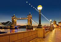 Komar 8-927 Tower Bridge Фотообои на стену «Тауэрский мост. Город Лондон»