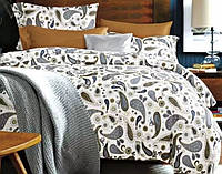 Комплект постельного белья сатин люкс ETRO Prestij Textile 10257