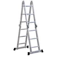 Многофункциональная шарнирная лестница-стремянка Virastar Acrobat 4x3 AK011 (AK011)