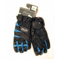 Мотоперчатки Elemento 203 Ladies Gloves Blk/Blu, L