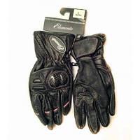 Мотоперчатки Elemento 205 Ladies Gloves Blk/Pink, L