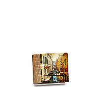 Шкатулка-книга на магните с 1 отделением Венецианская улочка