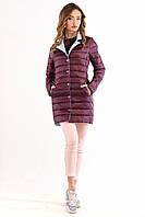 Молодежное пальто для осени