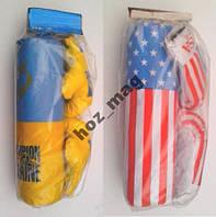 Боксерская груша Украина детская + перчатки 8 oz