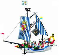 Brick 305 Конструктор Королевский корабль 310 дет