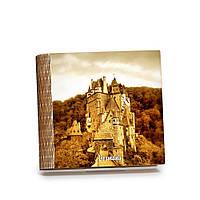 Шкатулка-книга на магните с 9 отделениями Замок в Эльцбурге