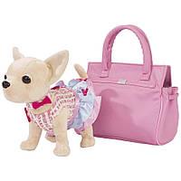 Собачка Чихуахуа Розовая фантазия