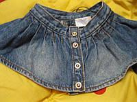 Юбка для питомца собака животные одежка джинсовая