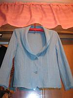 Пиджак женский кофта 46  12 M
