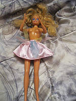 Кукла барби старая c клеймом ИГРУШКА ДЕТСКАЯ
