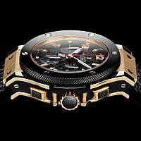 Часы Hublot Big Bang Gold механика мужские