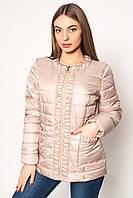 Куртка плащевка на силиконе Letta