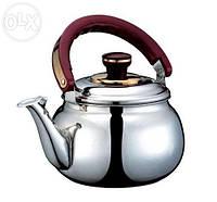 Большой музыкальный чайник А-Плюс диаметр 24 см.