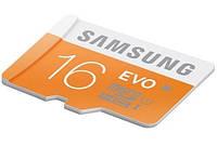 Флеш карта памяти Memory card Micro Sd 16GB