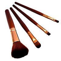 Кисти для макияжа набор из 4 шт
