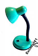 Лампа настольная - светильник ( зеленого цвета )