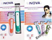 Машинка триммер для стрижки волос Nova NHC-8010