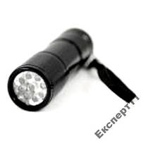 Экономный и мощный фонарь на 9 LED ламп ОТ 1 грн