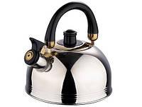 Чайник KAISERHOFF со свистком - 2 литра