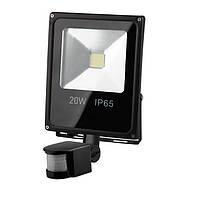 Освещение WORKS Прожектор LED Works FL20-S (20W, с датчиком)