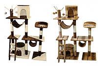 Когтеточка, домики, дряпка для кошек DS- P3 145 см