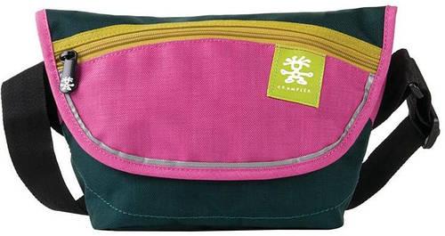 Детская наплечная сумка Crumpler Bagbino Sling 3,9L  BB-S-001 розовая