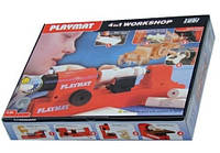 Мини станок конструктор Playmat 4 в 1