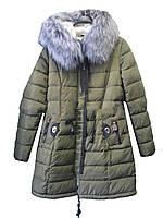 Куртка женская зима, фото 1