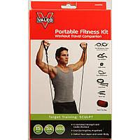 Набор аксессуаров для фитнеса VALEO FITNESS Portable Fitness Kit