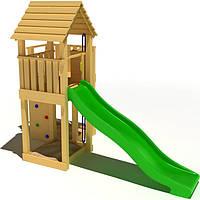 Деревянный детский игровой комплекс KIDIGO Заманчивый
